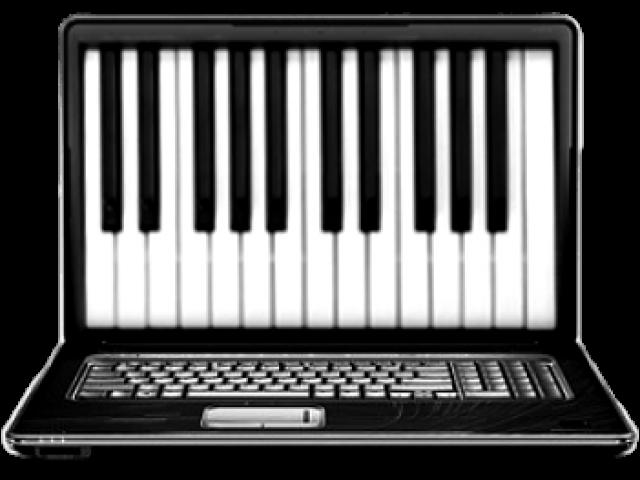 Virtual JACK Keyboard (JACK MIDI)