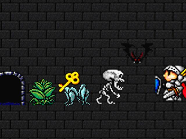 Knightmare II: Maze of Galious (MoG)