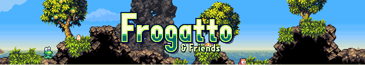 Frogatto - игра для Линукс