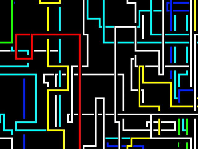 pipes.sh (terminal screensavers)