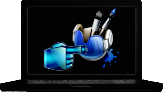 GPS / GIMP Paint Studio - программа для рисования