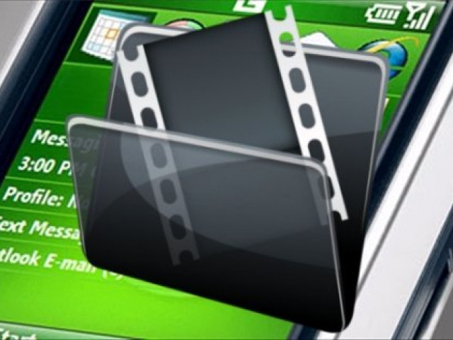Формат .wmv для КПК с Win-Mobile