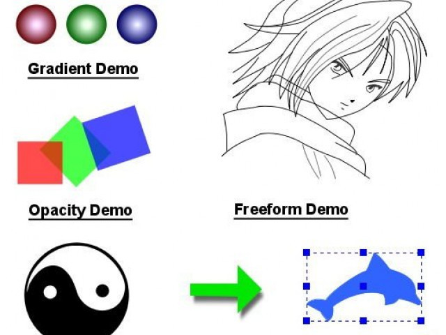 Sketsa SVG Graphics Editor