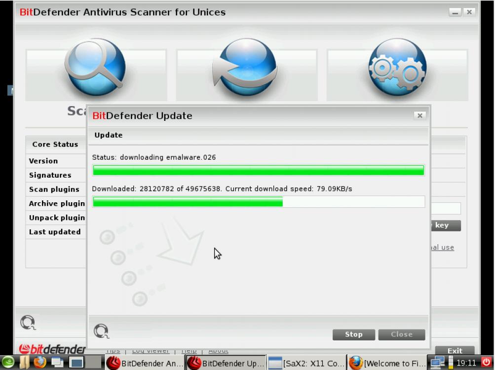 VIrtual AntiVirus REcheck (ViAvRe) - LiveCD-дистрибутив с антивирусами drweb, Doctor Web, avg, avast, BitDefender, McAfee