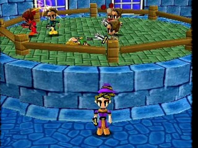 SoulFu (Secret of Ultimate Legendary Fantasy Unleashed)