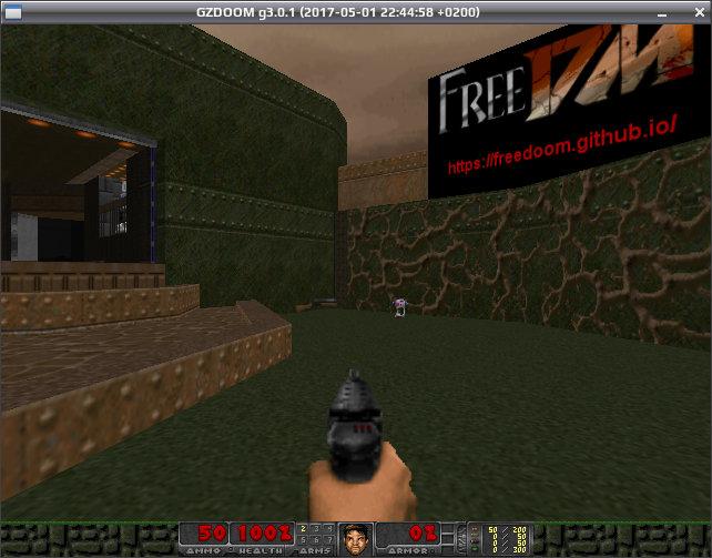 GZDoom / Порт движка компьютерной игры Doom, форк проекта ZDoom