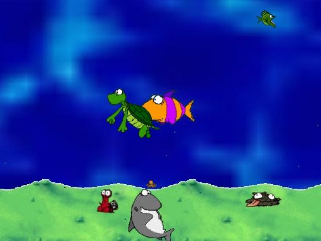 Sherman's aquarium