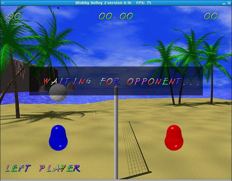 Blobby Volley 2 Скачать