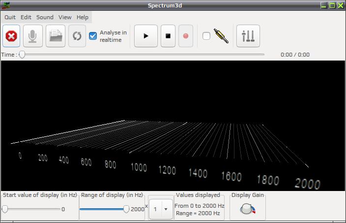 Спектр анализатор звука скачать торрент
