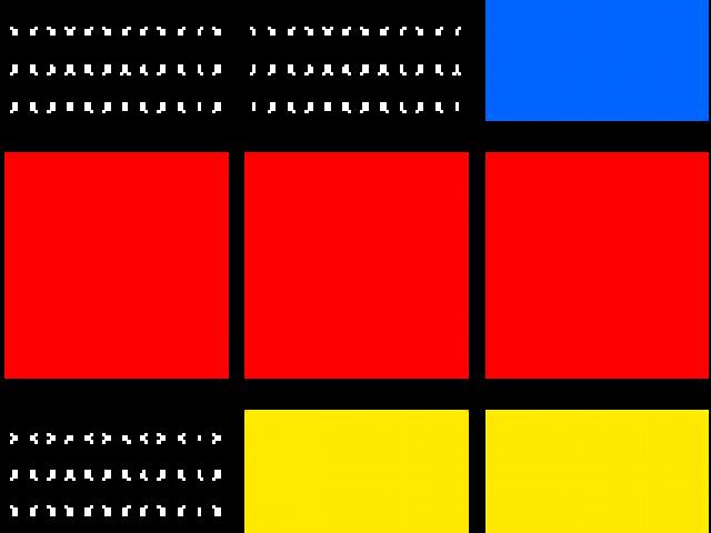 tbclock (terminal binary clock)