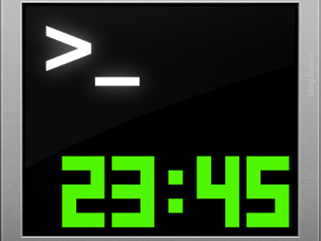 tty-clock
