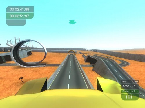 Tile Racer