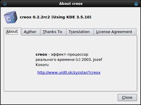 Creox