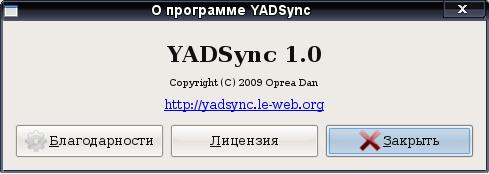 YADSync