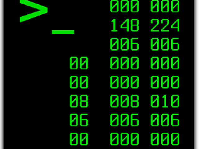 shed (simple hex editor)