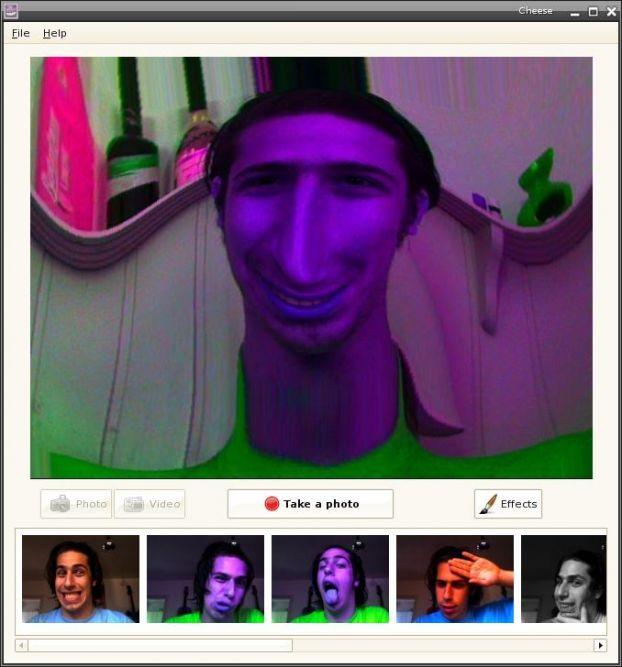 Искажение Камеры Онлайн - фото 5