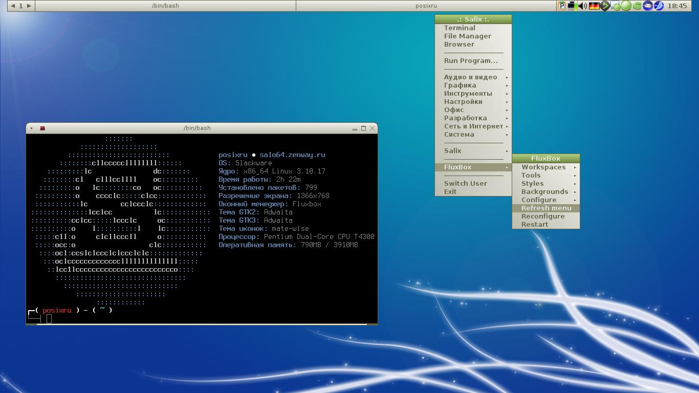 Openbox Vs Fluxbox