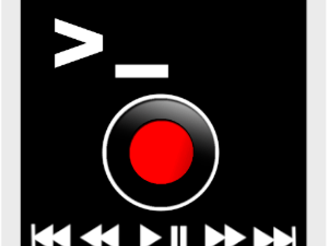 termrec (tty recorder/player)