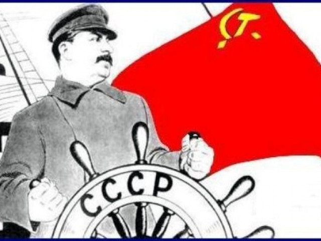 Командующий Сталин (Kommander Stalin)