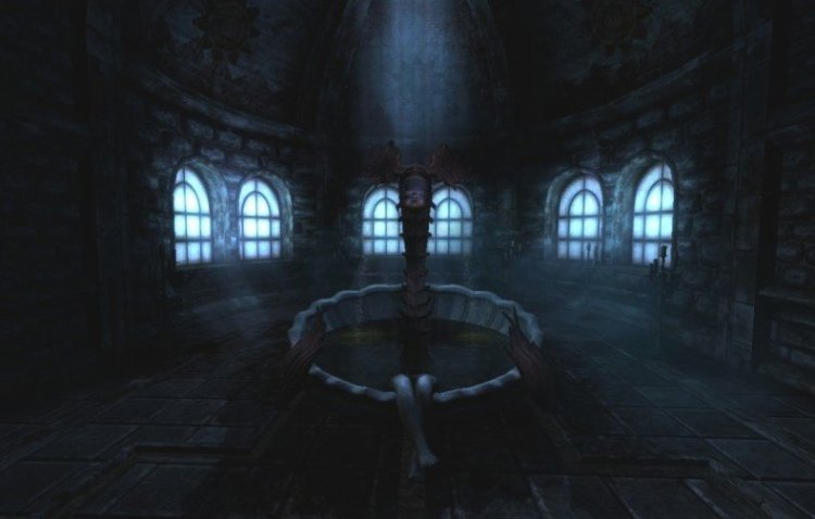 Amnesia: The Dark Descent - Амнезия: призрак прошлого