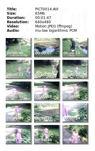 VideoCut - скришоты из видео