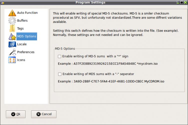 Checksum Control - программа как проверить контроьные суммы
