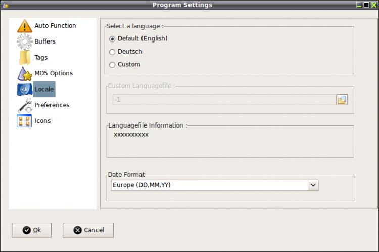 Checksum Control - контрольные суммы программа