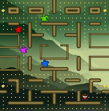 Kapman Pac-Man