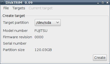 DiskTRIM - программа для работы с твердотельные жесткие диски