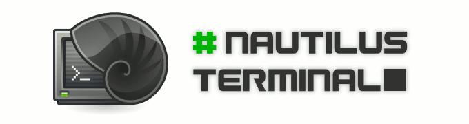 Nautilus Terminal - Встроенный терминал для Nautilus