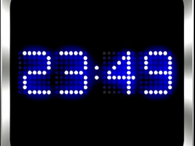 XDaliClock (Dali Clock)