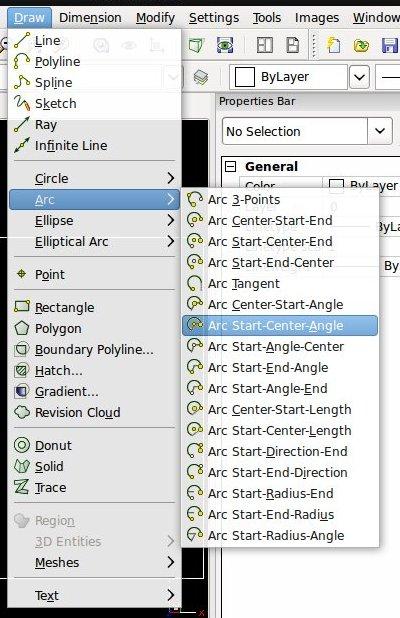 Bricscad -  САПР для Линукс, автоматизированное проектирование и черчение, альтернатива Autocad для Linux