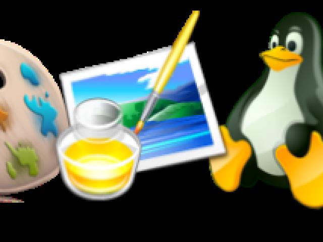Xpaint + GNU Paint (gpaint)