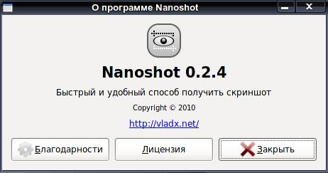 Nanoshot