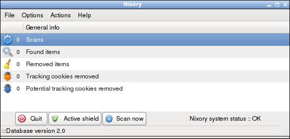 Nixory - Защита браузеров от потенциально опасных cookie