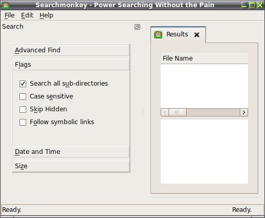 SearchMonkey - программа поиска файлов