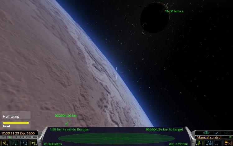Pioneer космический симулятор и экономическая стратегия для linux