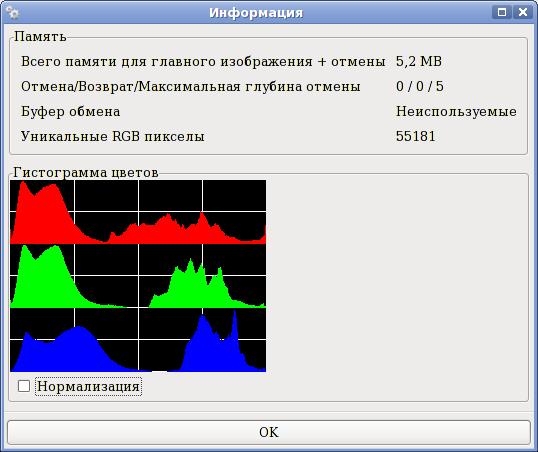 mtPaint / rgbPaint - графический редактор