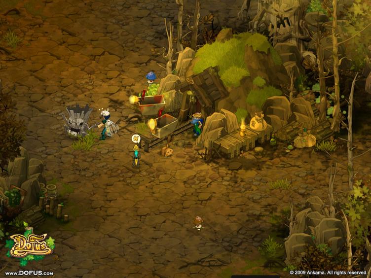 Dofus - фэнтезийная MMORPG для Linux