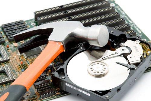 Darik's Boot and Nuke - полное удаление, уничтожение данных на диске