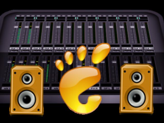 GNOME ALSA Mixer / GMixer