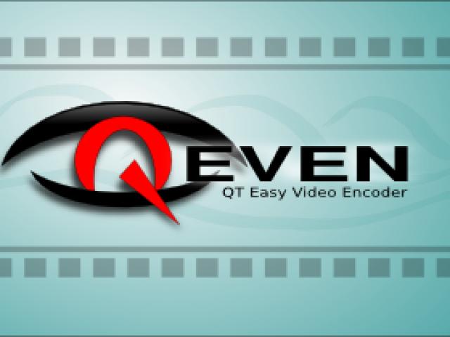 "QEVEN ""Qt Easy Video Encoder"""