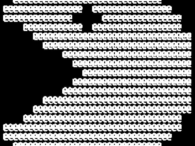ASCII Pacman