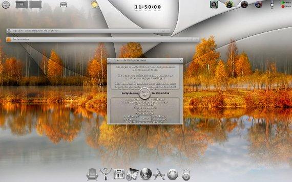 Bodhi Linux - Ubuntu и Enlightenment
