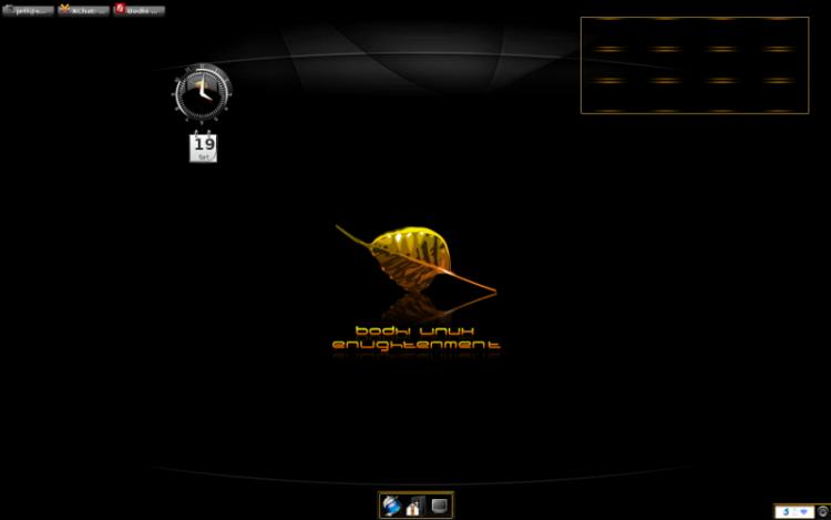 Bodhi Linux - Модификация Ubuntut