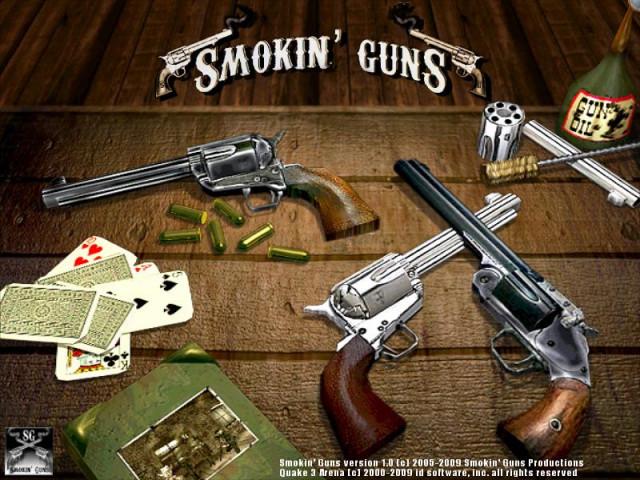 Smoking' Guns