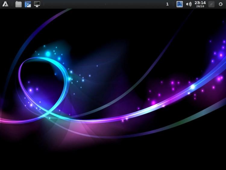 Madbox Linux ADeskBar