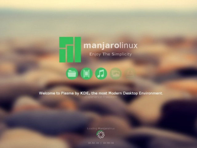 Manjaro KDE (установка+русификация)
