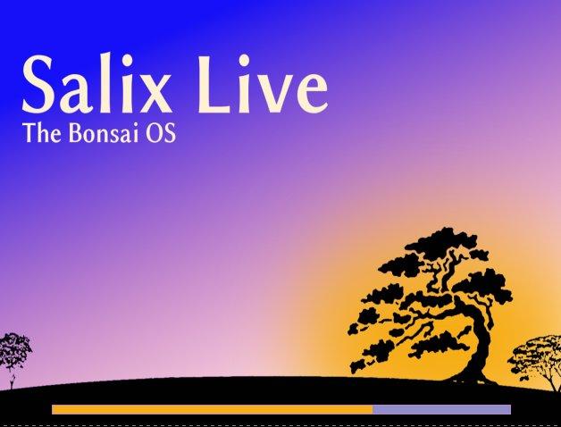 Salix LiveCD