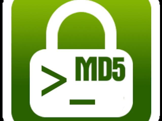 md5sum